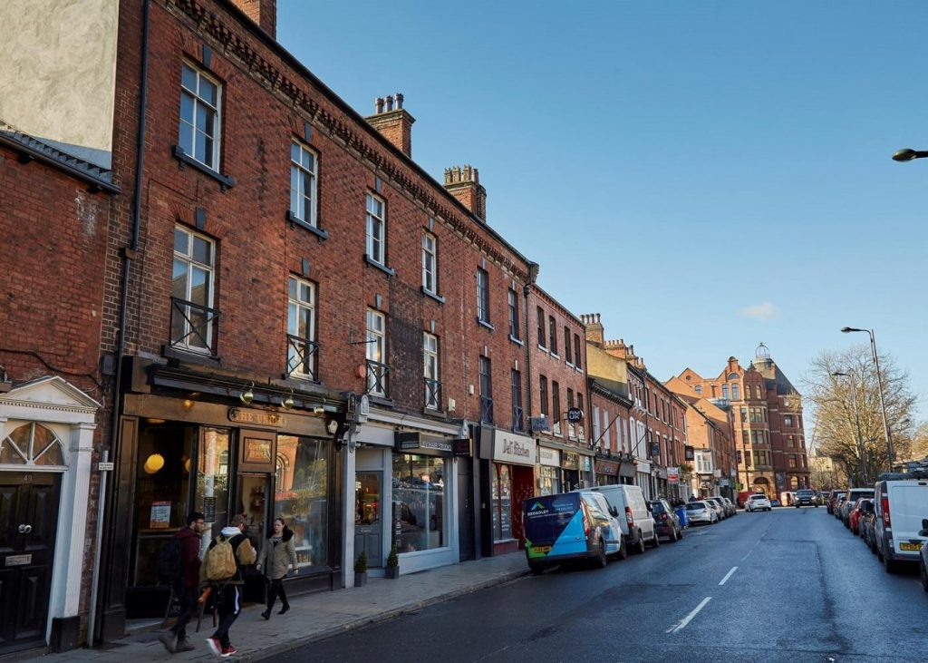 Distinctive new apartments released for sale in Leeds city ...
